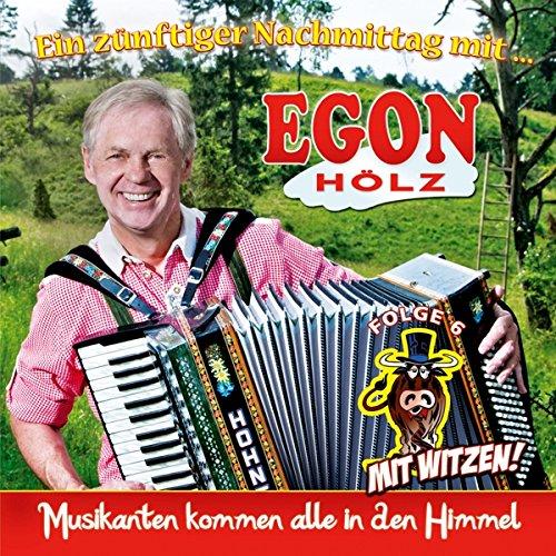 Ein zünftiger Nachmittag mit Egon Hölz; Folge 6; incl. vieler Witze; Musikanten kommen alle in den Himmel; Witz; Humor; Schwaben