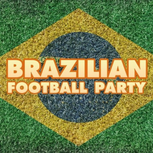 Brazilian Football Party -