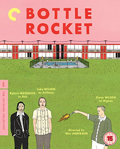 Bottle Rocket - The Criterion Collection [Blu-ray] [Region Free]