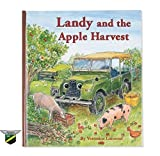 Land Rover New Landy & The Apple Harvest Childrens Story Book by Veronica Lamond