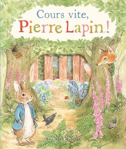 Cours vite, Pierre Lapin!