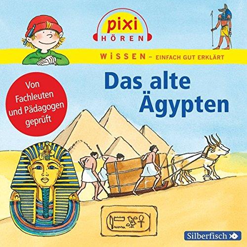 Preisvergleich Produktbild Pixi Wissen - Das alte Ägypten: 1 CD