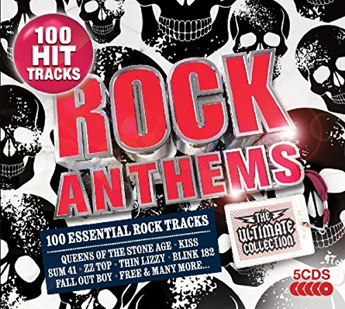 Rock Anthems - The Ultimate Collection