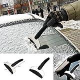 Sedeta Neue Protable Mini Universal Edelstahl Auto Schnee Schaufel Eis Erschrecken Schaber Entfernung Clean Tool Kit Gadget für den Winter