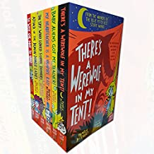 Baby Aliens Pamela Butchart Collection 6 Books Bundle with GiftJournal (Got My Teacher, My Head Teacher is a Vampire Rat, The Spy Who Loved School Dinners, To Wee or Not to Wee, Attack of the Demon Dinnerladies,there's a werewolf in my tent! )