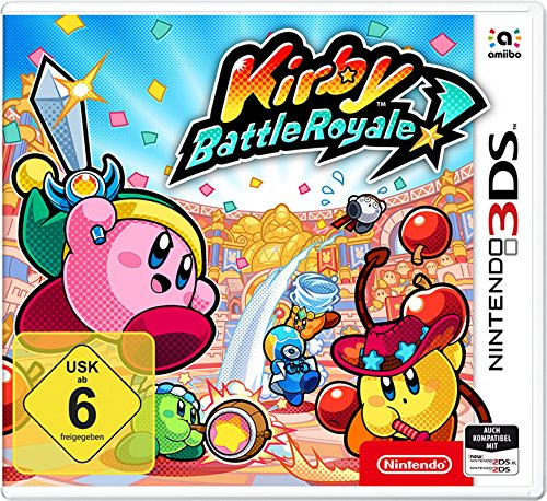 Kirby Battle Royale - [Nintendo 3DS]
