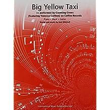 Big Yellow Taxi: (Piano/vocal/guitar Single)