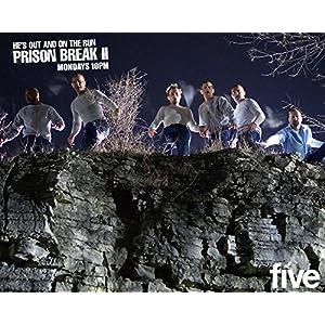 D-HOE50B Prison Break 44cm x 35cm,18inch x 14inch Silk Print Poster