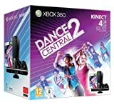 XBox 360 4 GB Kinect + Dance Central 2
