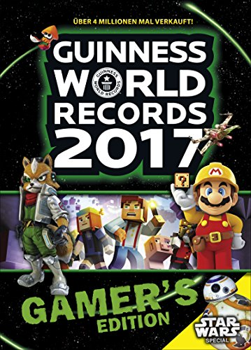 Guinness World Records  2017 Gamer's Edition: German