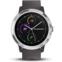 Garmin Vivoactive 3 GPS Smartwatch, 1.2 inch (No-Cost EMI Available)