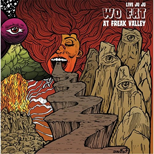 Live Juju: Wo Fat At Freak Valley
