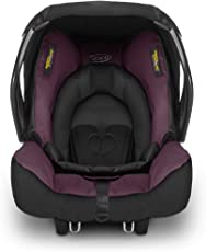 Graco Evo Snugsafe Car Seat- Plum