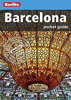 Berlitz: Barcelona Pocket Guide (Berlitz Pocket Guides) by [Berlitz Travel]