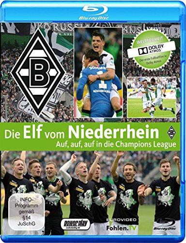 Die Elf vom Niederrhein - Auf, auf auf in die Champions League [Blu-ray]