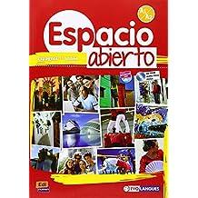 Espacio Abierto Niveau 1 Livre de l'élève + CD-ROM et accès à ELEteca