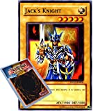 YuGiOh : DPYG-EN004 1st Ed Jack's Knight Common Card - ( Yugi Duelist Pack Yu-Gi-Oh! Single Card )