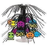 Beistle 80's Mini Cascade Mittelpunkt, 71/2, multicolor