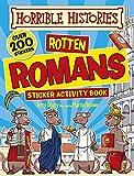 Rotten Romans (Horrible Histories Sticker Activity Book)
