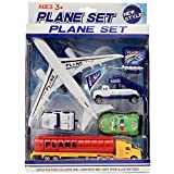 #10: Kids Plane set with Airport System Learning Set