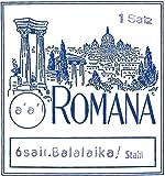 Romana Romana Saite für Balalaika Prim Satz 6-saitig