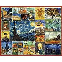"""Jigsaw Puzzle 1000 Pezzi 24""""X30""""-Vincent Van Gogh"""