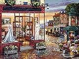 Das Hochzeitskleid speichern Kreuzstich,14ct ,400x285 stich 82x63cm Zählbare Sets