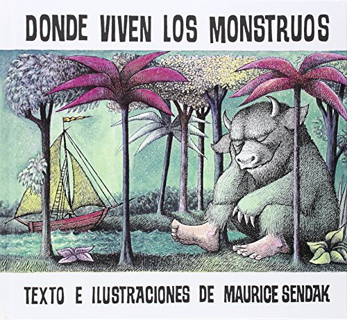 Donde Viven Los Monstruos = Where The Wild Things Are (historias Para Dormir)