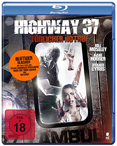 Highway 37 - Tödlicher Notruf [Blu-ray]