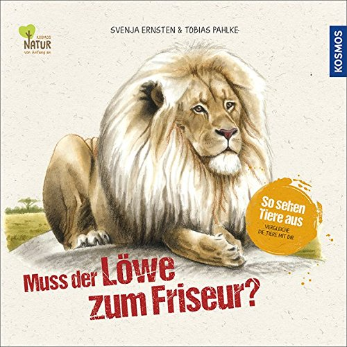 So sehen Tiere aus - Muss der Löwe zum Friseur?