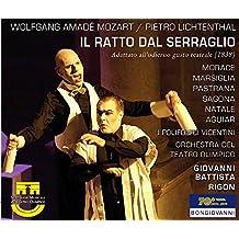 Mozart: Die Entführung aus dem Serail (The Abduction from the Seraglio), K. 384 [Highlights] [Sung in Italian]