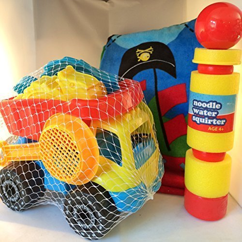 all-boy-sun-and-sand-set-includes-one-pirate-monkey-beach-towel-by-jumping-beans-one-dump-truck-with