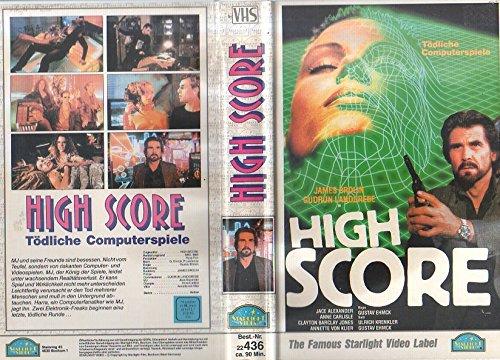 High Score - Tödliche Computerspiele