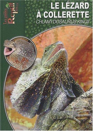 Le Lézard à Collerette: Chlamydosaurus Kingii