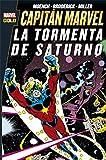 Capitán Marvel. La tormenta de Saturno
