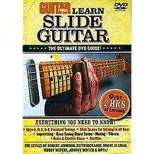 Learn Slide Guitar: The Ultimate Dvd Guide