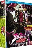 JoJo's Bizarre Adventure - Saison 2 - Partie 1/2 - Edition Collector [Blu-ray]