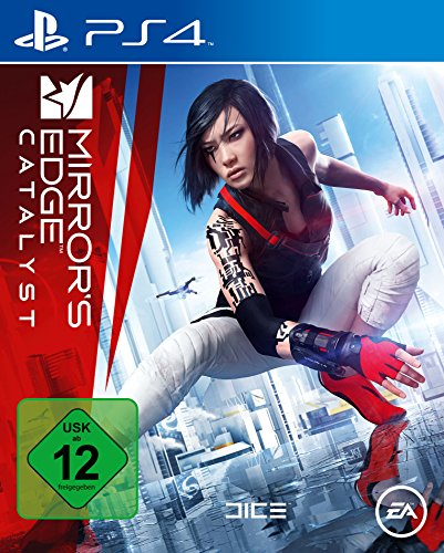 Mirror's Edge Catalyst - [PlayStation 4] - Ps4 Top-spiele
