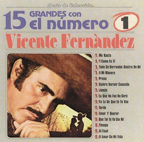 15 Grandes Con El... (Vicente Cd Fernandez)