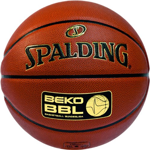 Spalding Herren Basketball BBL TF1000 Legacy FIBA Size 7, orange, 3001510011117
