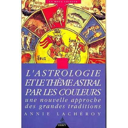 L'astrologie par les couleurs