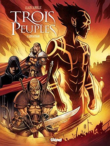 Trois peuples, tome 2 Léviathan par Alain Janolle