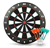 ActionDart - Soft Tip Safety Darts and Dart Board - Great Games