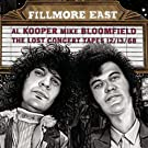 Fillmore East-Lost Concert Tap [Import anglais]