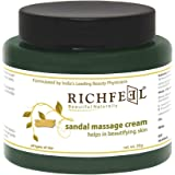 Richfeel Sandalwood massage cream 500gms