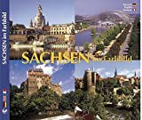 Sachsen im Farbbild - Texte in Deutsch/Englisch/Französisch - Christine Gräfin von Brühl