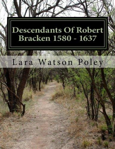 Cambria Sammlung (Descendants Of Robert Bracken 1580 - 1637: Bracken family from Lancashire, England to New Castle, Delaware, to Adams, Indiana & Cambria County, Pennsylvania)