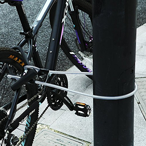 Zoom IMG-3 lucchetto a u per bici