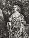 Ken Welsh / Design Pics – Eleanor Nell Gwyn 1650 To 1687. English Actress And Mistress Of King Charles Ii Of England. From The Book Short History Of The English People By J.R. Green Published London 1893. Photo Print (60,96 x 81,28 cm)