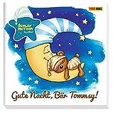Die Schlafmützen: Gute Nacht, Bär Tommsy!: Pappbilderbuch mit Klappe